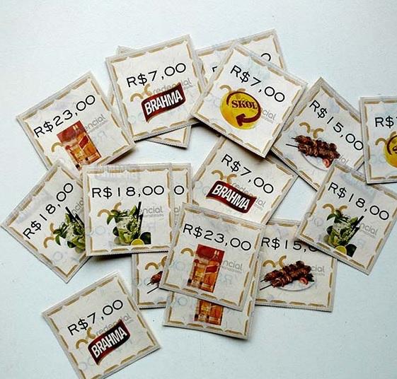 Impressão de panfletos preço